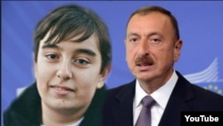 Some critics say President Aliyev wants his son, Heidar, to succeed him.