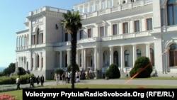 Ливадийский дворец Ялты