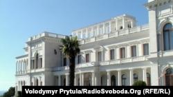 Лівадійський палацово-парковий музей-заповідник, архівне фото