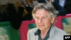Director Roman Polanski arrives for a screening in Paris in June 2009.