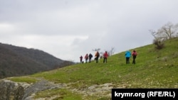Черная речка, Крым