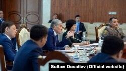 Заседание Совета безопасности. 11 сентября 2017 года.