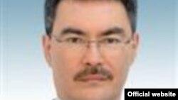 Серик Оспанов, депутат парламента Казахстана. Официальное фото с сайта парламента.