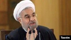 Иран президенті Хассан Роухани.