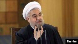 حسن روحانی، رییس جمهوری ایران