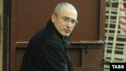 Михаил Ходорковский дал показания по второму уголовному делу ЮКОСа