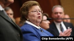 Сенатор-демократ від штату Меріленд Барбара Мікульські