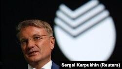 Герман Греф, президент «Сбербанка» Росії
