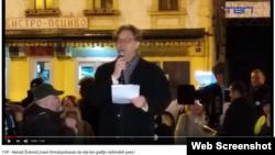 TV Pančevo uputila teške uvrede na račun novinara Nenada Živkovića