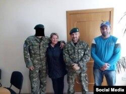 Елена Денисенко, общество Украинско-чеченской дружбы