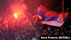 Sa proslave Srpske nove godine, 14. januar 2015.