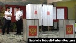 День выборов в Северной Осетии, архивное фото