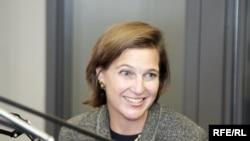 Представитель государственного департамента США Виктория Нуланд.