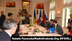 Зустріч міністрів закордонних справ країн «нормандської четвірки» у Берліні, 11 червня 2018 року