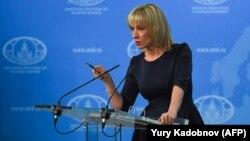 Ռուսաստանը կողջունի Հայաստանի և Ադրբեջանի ԱԳ նախարարների հանդիպումը. Զախարովա