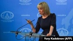 ماریا زاخارووا، سخنگوی وزارت خارجه روسیه میگوید که مسکو انگیزه قدرتهای اروپایی برای تغییر موضع خود در قبال برجام را درک نمیکند