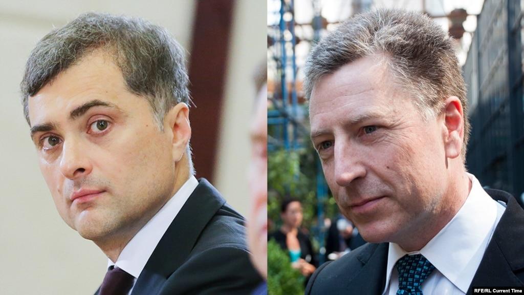 U.S. Envoy For Ukraine To Meet Kremlin Aide In Belgrade