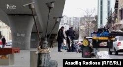 """Bakının """"Qul bazar""""larına çıxanları statistika maraqlandırmır"""
