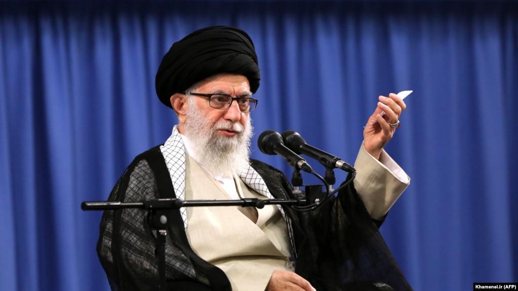 Risultati immagini per khamenei