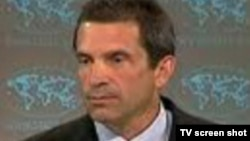 Марк Тонер, пресс-секретарь государственного департамента США.