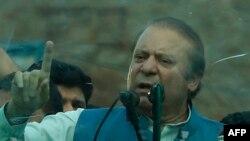 نواز شریف صدراعظم سابق پاکستان