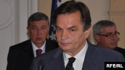 Haris Silajdžić, Foto: Midhat Poturović
