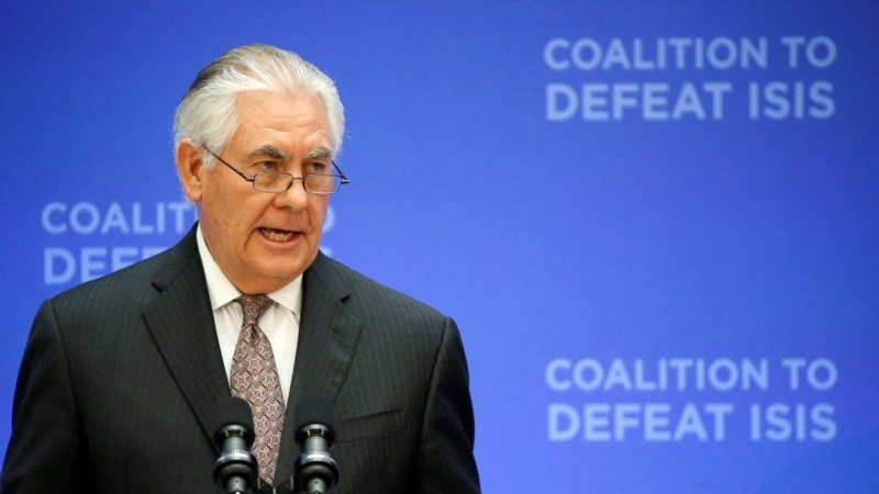NATO Ministers Tentatively Plan Brussels Meeting With Tillerson