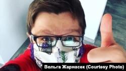 Беларуская доктарка ў Чэхіі Вольга Жарнасек.