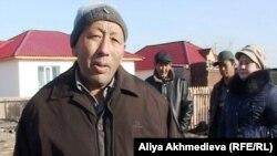 Кыдырбек Молдакасым, житель Кызылагаша. 8 декабря 2010 года.