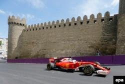 Formula-1 Bakıda