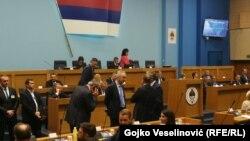 Bosnia and Herzegovina - The National Assembly of Republic of Srpska (Republika Srpska). 11. November 2019.