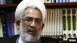 محمدجعفر منتظری، رییس دیوان عدالت اداری ایران