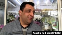 Mağaza sahibi Tahir Məmmədov