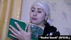 Сайрамби Мирзоева