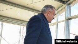 Ҷаҳонгир Ортиқхоҷаев, шаҳрдори Тошканд.