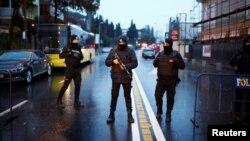 Policia turke.
