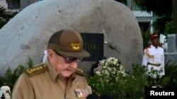 Раул Кастро, раҳбари Куба