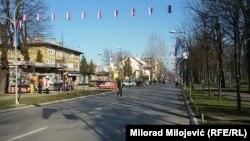 Banjaluka, dan uoči 9. januara