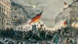 На берлінських барикадах, 1848 рік