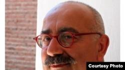 Turkey -- Sevan Nisanyan, a Turkish-Armenian newspaper columnist.