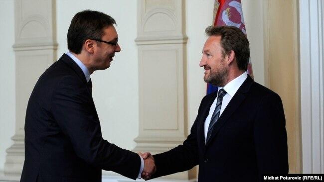 U Bosni glavnu reč vodi – i evo, Vučića dočekuje – Bakir Izetbegović