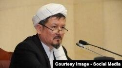 نعمت الله غفاری معاون دوم ولسی جرگه افغانستان