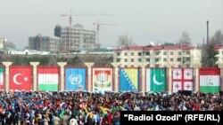 Наврӯз дар Душанбе