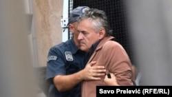 Hapšenje Radovana Aleksića