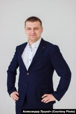 Аляксандар Луцэвіч, рэпэтытар па грамадазнаўстве і гісторыі Беларусі