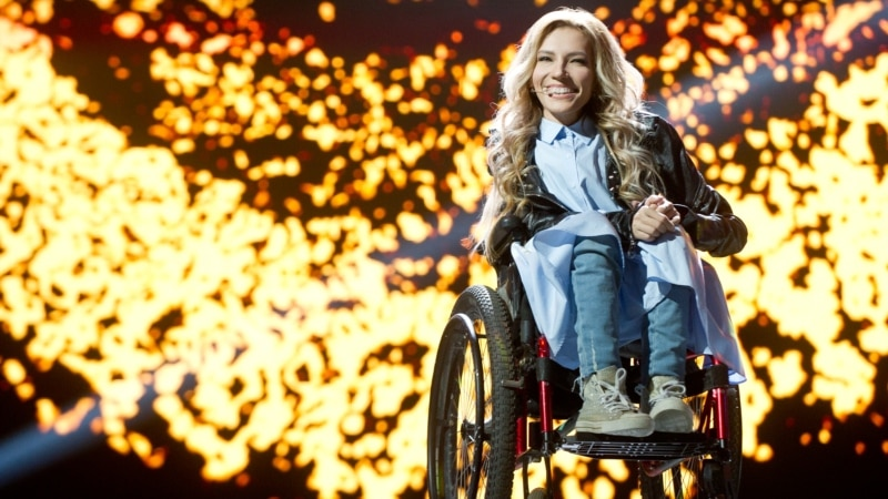 Russia Wants Review Of Ukraine's 'Unfair' Decision Barring Eurovision Singer