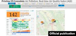 Indeksi i ndotjes së ajrit
