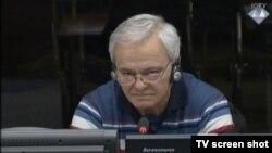 Dušan Janković na suđenju Radovanu Karadžiću