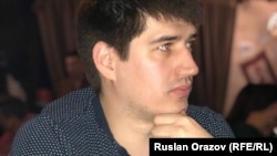 Руслан Оразов, потомок депортированных крымских татар.