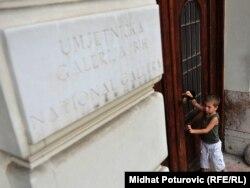 Umjetnička galerija zatvorila je vrata 1. septembra 2011.